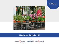 Customer loyalty101