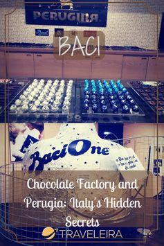 Baci: Perugia, Italia y la Casa del Cioccolato