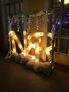 Photobooth backdrop by:mishees #events #photoboothdesign #letterstandees #wedding  email us: mishees@gmail.com