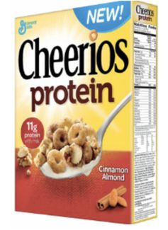 Cheerios:  High Value $1 off Protein Cereal Coupon (2 links)!