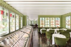 Prada's New Pastry Shop Is as Swanky as You'd Imagine - Eating Pretty - Curbed National