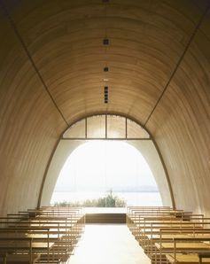Ecotone Hotel In Biwako - Sound Of Wind / Ryuichi Ashizawa Architects