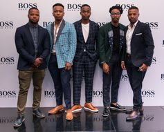 BOSS store opening in Cape Town