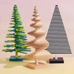 Areaware Infinite Tree, modern Christmas decor