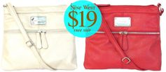 Amazon: Nine West Encino Cross Body Mini Bags = $19 + FREE Shipping (no minimum)! Regularly $45!