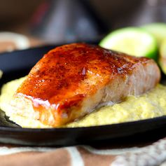BBQ Salmon - A quick dish perfect for busy nights.