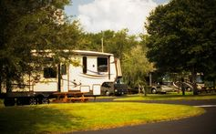 Take a weekend to relax and recharge at Lazydays #RV #Tampa!