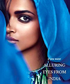 The Most Alluring Eyes From India