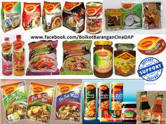 Sokong Agromas Products