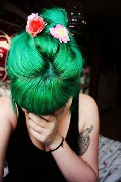 que cabelo é esse *-*
