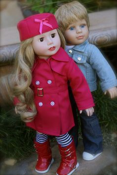 Follow us on Facebook https://www.facebook.com/harmonyclubdollspeaceloveharmony to enter our monthly doll giveaways and daily outfit giveaways of fits American Girl Clothes.