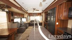 Check out this extravagant 2013 Prime Time Sanibel #RV for sale in #Tucson, AZ