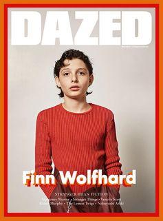 Balenciaga on Dazed, Winter 2016 Issue.