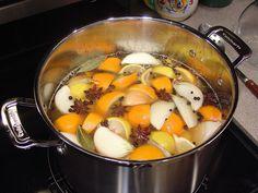 Apple Cider & Citrus Turkey Brine with Herbs & Spices