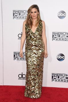 All the Looks from the 2015 American Music Awards | Alicia Silverstone