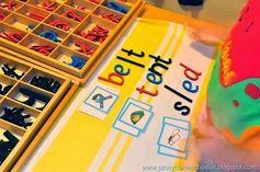 FREE Montessori Blue List