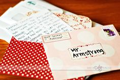 Write your spouse a love letter and mail it!