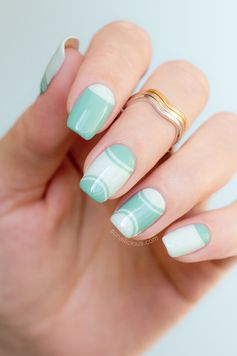 Stunning nail inspiration, one week at a time. Featured Above: So Nailicious