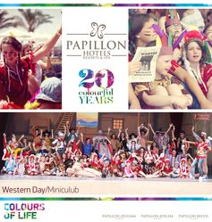 20th year anniversary celebrations at Papillon Hotels Resort & Spa