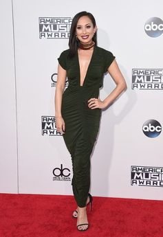 All the Looks from the 2015 American Music Awards | Cheryl Burke