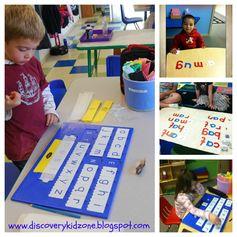Montessori Writing and Drawing workshop www.prekandksharing.blogspot.com