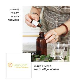Create Your Signature Scent