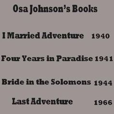 Book List of Osa's