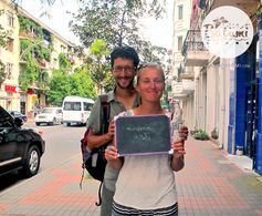 Thanks to Celine and Alex for sharing their love of Batumi :) <3