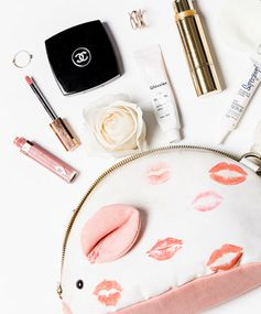 19 Cute Makeup Bags for Carrying All Your Beauty Essentials