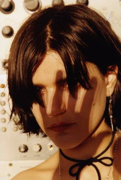 Light and shade: musician Soko captured by campaign photographer Harley Weir