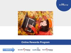 Online Rewards Program