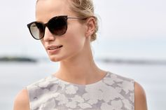 Eyewear as elegant as the rest of your outfit from BOSS