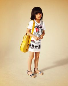 #StellaKids make it match in musical-inspired shoes and accessories!