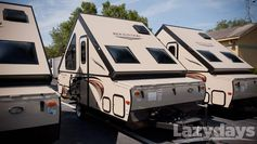 Experience nothing short of a perfect #camping trip in the 2016 Forest River Rockwood Premier A #RV for sale in #Tampa, FL