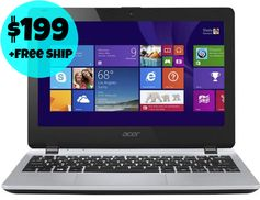 "BestBuy.com:  Acer Aspire 11.6"" Laptop = $199 + FREE Shipping!  Regularly $260!"