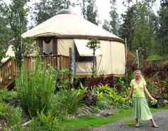 Yurt Living 2009 Hawaii