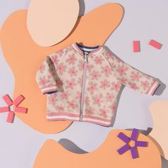 Delicate floral embroidery is an ode to the Spring season!     Discover latest arrivals for girls, boys and babies at #StellaMcCartney.com  #StellaKids