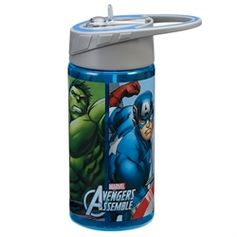 Marvel Avengers Assemble 14 oz. Tritan Water Bottle #AvengersAssemble #VandorLLC