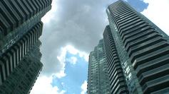Miroir des nuages...