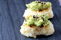 Crispy Rice With Spicy Tuna And Avocado