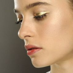 Holiday Forecast: You Need to Try a Metallic Eye