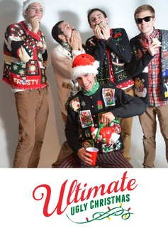 "Need a better sweater? Hit up Ultimate Ugly Christmas - they've got u covered (in tackiness)    {Have YOU downloaded your FREE Sweater-izer app yet? Create hilarious holiday images to share on line or use for #diy #holiday #crafts in  minutes. You can even ""Sweater-ize For A Cause"" Link to AppStore to learn more & download: https://itunes.apple.com/us/app/sweater-izer/id578251544?mt=8"