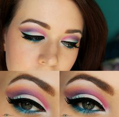 10 ways to wear make-up: Paciugopedia 2.0 // makeup #5