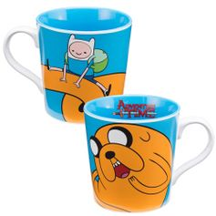 Adventure Time 12 oz. Ceramic Mug