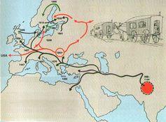 El origen del pueblo gitano.