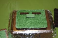 Minecraft - brownies
