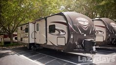 Experience the definition of luxury in the 2016 Forest River Heritage Glen #RV for sale in #Tampa, FL