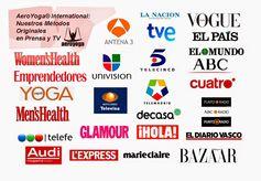 yoga aerien presse et télévision, #yogaaerien #pilates #pilatesaerien #swing #balançoire #fitness #france #aix #hamaque #harnais #yoga #enseignants #studio #sport #rafaelmartinez #yogaaereo #pilatesaereo #columpio #cursos #formacion #formation #sante #wellness #bienêtre #bienestar #sante #antiage #ayaeroyoga #aerialyoga