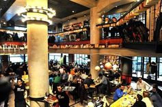 GAZI COLLEGE - Το GAZI COLLEGE, από τα πλέον δημοφιλή στέκια της Αθήνας, μέσα από μια πλούσια προϊοντική γκάμα που περιλαμβάνει φαγητό, καφέ γλυκό ή ποτό παραδίδει μαθήματα all day διασκέδασης, γεύσης…. και κυρίως επιχειρηματικότητας!! Franchise Portal