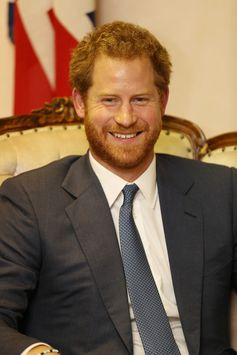 Prince Harry during meetings at Government Office Complex as he begins his visit to the region where he will name two buildings at the heart of his charity's, Sentebale, new landmark centre on November 26, 2015 in Maeru, Lesotho, Sentebale. Lesotho's Prince Seeiso co-founded Sentebale with Harry in 2006, and the new facility is named after his mother Queen Mamohato but also recognises the Princess of Wales.